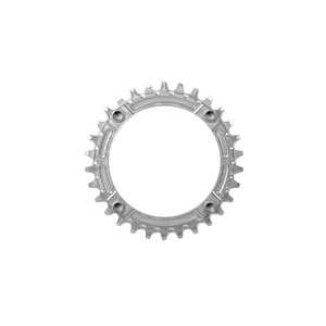 Hope Retainer Ring - Silver