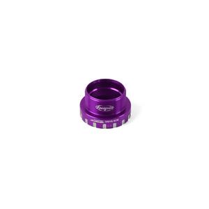 24mm Bottom Bracket Drive Side Cups - Purple