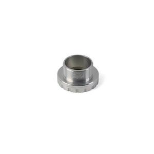 30mm Bottom Bracket Drive Side Cups - Silver