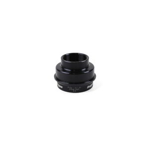 24mm Bottom Bracket Drive Side Cups - Black