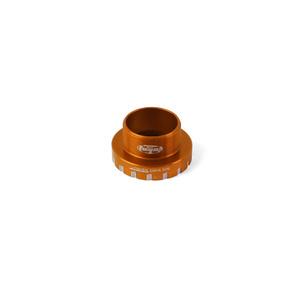 30mm Bottom Bracket Drive Side Cups - Orange