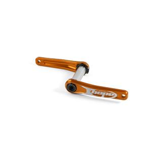 Crankset No Spider 120mm Fatbike - Orange