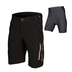 Endura Singletrack II Short /w Liner