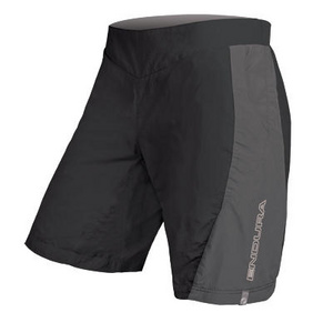 Endura Endura Wms Pulse Short: Black - S