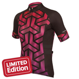 Endura Wms Triweave Graphics S/S Jersey: