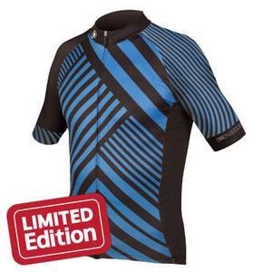 Endura Oblixe Graphic S/S Jersey: