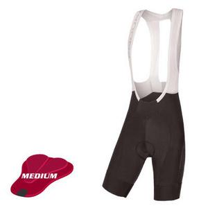 Endura Endura Women's Pro SL Bib Short DropSeat (medium-pad): Black - XL