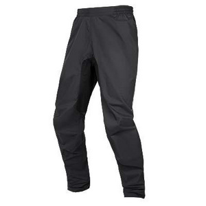 Endura Endura Hummvee Waterproof Trouser: Black - XXL