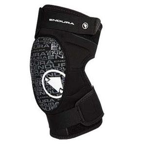 Endura Endura SingleTrack Youth Knee Protector: Black - 9-10yrs