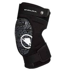 Endura Endura SingleTrack Youth Knee Protector: Black - 9-10yrs