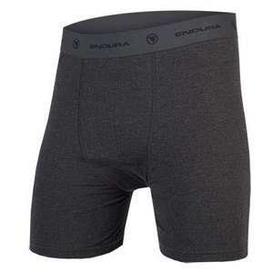 Endura Endura Bike Boxer Twin Pack: Anthracite - XXL