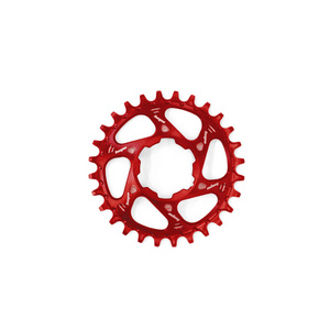 Hope Spiderless Retainer Ring - Red
