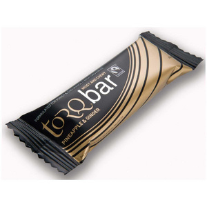 TORQ Torq Energy Bar Pineapple And Ginger