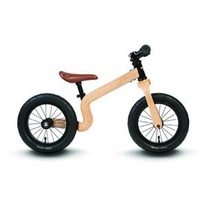 """Early Rider Bonsai 12"""" (Natural) Birch / Aluminium Balance Bike"""