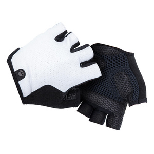 Chapeau! Leather Mitts Pittards Leather Two Colour Black/White XL