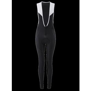 Chapeau! Ladies Soulor Thermal Bibtights  Black Small