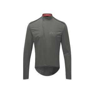 Mens Cycle Emergency Jacket, Charcoal, Medium