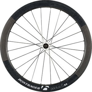 Bontrager Aeolus 5 D3 Tubular Race Shop Limited Road Wheel