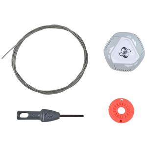 Bontrager Shoe Replacement Boa IP1 Right Dial Kit