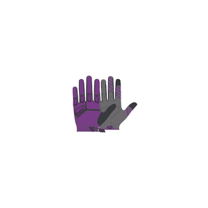 Bontrager Lithos Full-Finger Mountain Glove