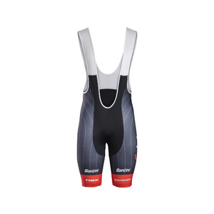 Santini Trek-Segafredo Men's Team Replica Bib Cycling Short