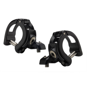 Avid MatchMaker X, Pair, Black (compatible with XX, X0 & Avid Elixir CR Mag disc brakes, & all SRAM MM-compatible shifters)