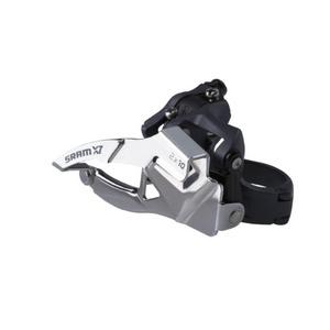 SRAM X9 Front Derailleur - 2x10 High Clamp 34.9 Dual Pull