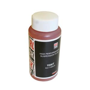 RockShox Suspension Oil, 15wt, 120ml Bottle new