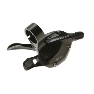 SRAM X5 Shifter - Trigger - 3 Speed Front - Black