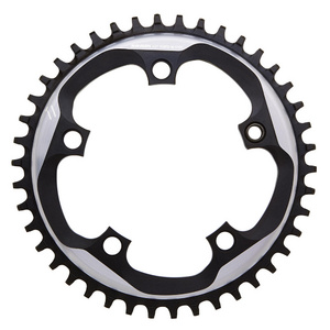 SRAM Chain Ring X-Sync 42T 11 Speed 110 Alum Argon Grey BB30 or GXP (Force1)