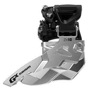 SRAM Front Derailleur GX 2x10 Mid Direct Mount 38/36t Top Pull