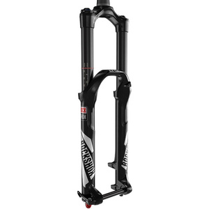 ROCKSHOX - LYRIK RCT3 - 27.5 15X100 SOLO AIR 160MM - DIFFUSION BLACK - CROWN ADJ ALUM STR - TAPERED - 42 OFFSET - DISC - MY17