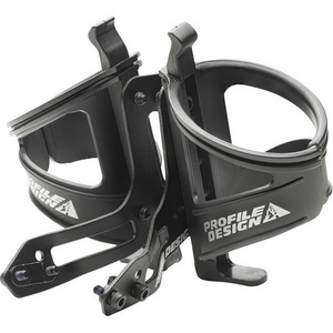 Aqua Rear mount - L system - for two bottles