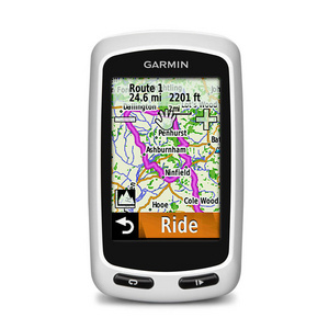 Edge Touring GPS-enabled computer