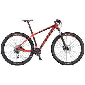 Scott Scale 770 red/black (2016)