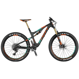Scott Genius 700 Plus Tuned (2017)
