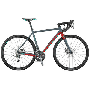 Scott Speedster Gravel 20 disc (2017)
