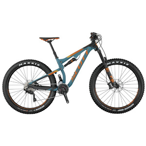 Scott Contessa Genius 710 Plus (2017)