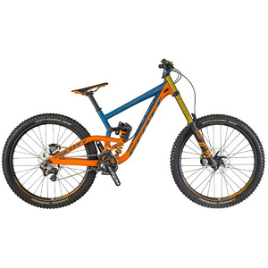 Scott Bike Gambler 710 (2018)