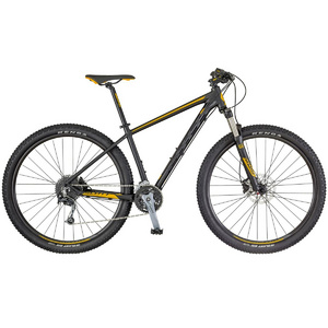 Scott Bike Aspect 730 black/yellow (2018)