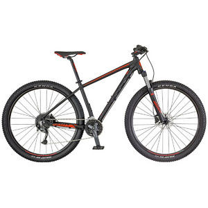 Scott Bike Aspect 740 black/red (2018)