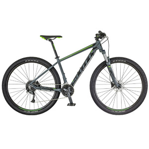 Scott Bike Aspect 740 grey/green (2018)