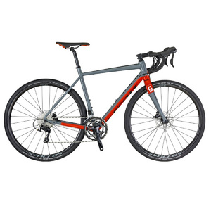 Scott Speedster Gravel 10 disc 2018