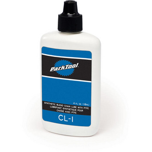 CL-1 - Synthetic Blend Chain Lube With PTFE: 4 oz / 120 ml