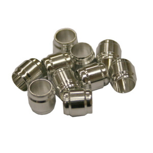 Avid Compression Hose Fittings for Hydraulic Brakes (Olive) (10 pcs)
