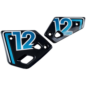 "Trek 12"" Boys Sideplate"