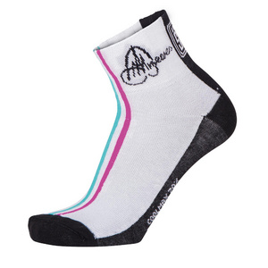 AM6514TDU - Santini Anna Meares TDU Cotton Summer Socks