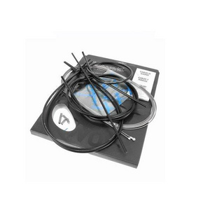 CAMPAGNOLO SPARES CABLE SET - ULTRA-SHIFT ERGO LEVER BLACK CG-ER600