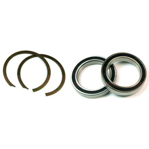 BB30 service kit with 2 clips and 2 x 6806 bearings