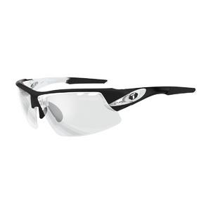 Tifosi Crit Crystal Black Fototec Light Night Lens Sunglasses